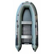Надувная лодка Parsun 330 зеленая