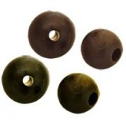Бусина GC резиновая круглая Soft Beads*
