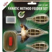 Набор методных кормушек Method Feeder Set