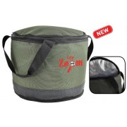 Ведро складное Carp Zoom Collapsible Bait Bucket 31x25cm Изолированное