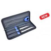 Набор ножей для филе Carp Zoom Fillet Knife Set