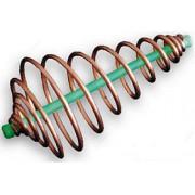 Коническая спиральная кормушка Carp Zoom Spiral Feeding Basket 8см