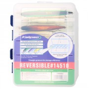 Коробка Kalipso для воблеров 14510  Reversible