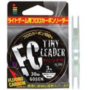 Флюорокарбон Gosen FC Tiny Leader 30m