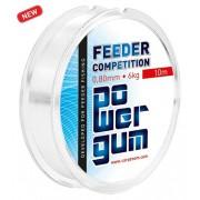 Фидерная амортизирующая резина Power Gum Feeder Competition 10м