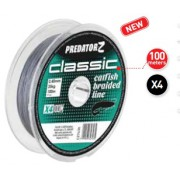 Шнур Predator-Z Classic Catfish Braided Line 100м