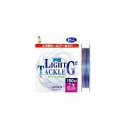 Шнур Gosen PE Light Tackle G 150м (разноцветный)*