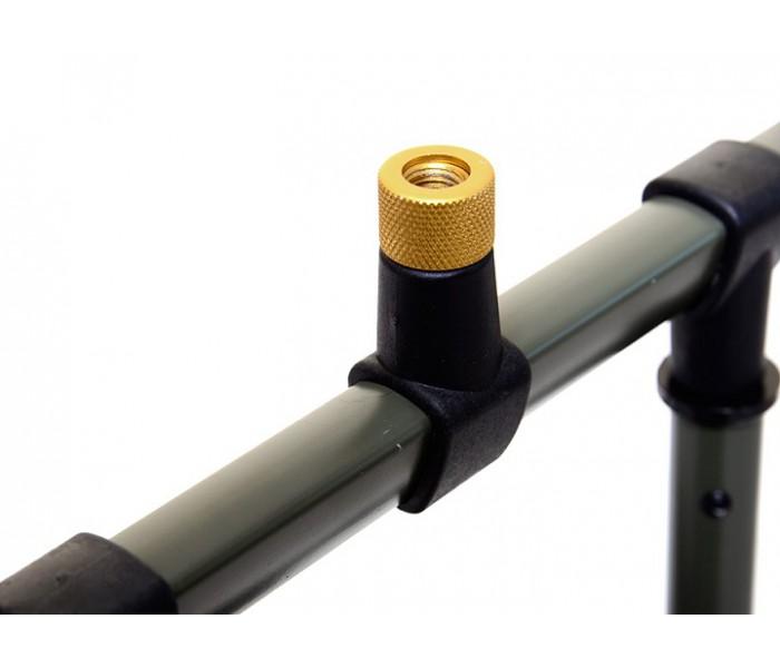 carp pro подставка под 3 6 удилищ в чехле rod rest
