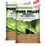 Прикормки Carp Zoom Pure Pellet Groundbait 800г
