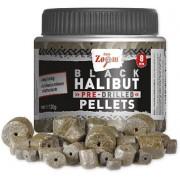 Пеллетс Pre-Drilled Black Halibut Pellets 120 гр