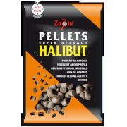 Непросверленные палтусовые кормовые гранулы (пеллетс) Feeding Halibut Pellets