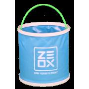 Ведро Zeox Folding Round Bucket складное